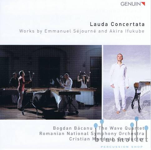 The Wave Quartet - Lauda Concertata (CD)