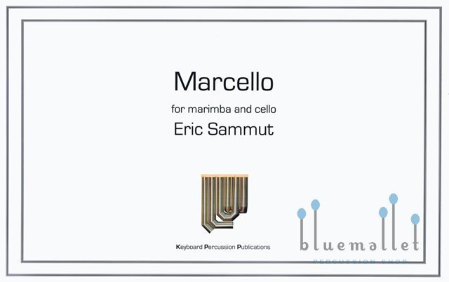 Sammut , Eric - Marcello (スコア・パート譜セット) (特価品)