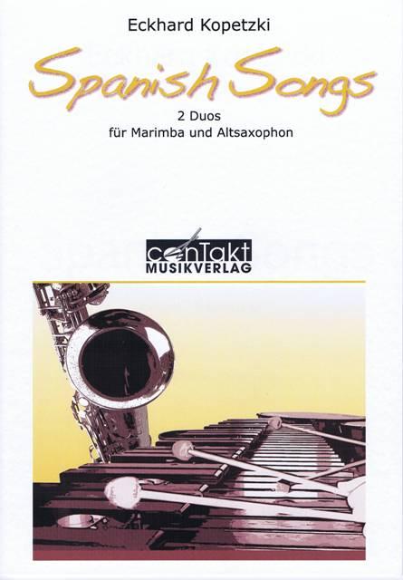 Kopetzki , Eckhard - Spanish Songs 2 Duos