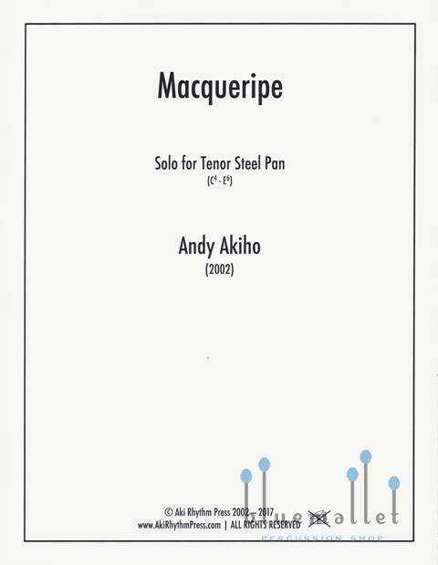 Akiho , Andy - Macqueripe