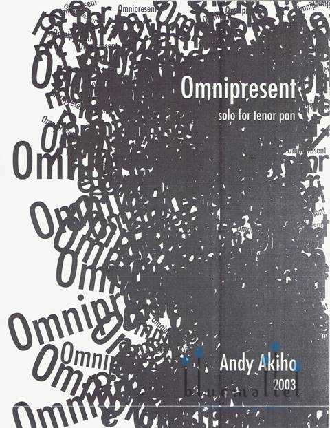 Akiho , Andy - Omnipresent