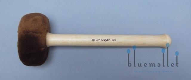 Playwood Gong Mallet G-3 (特価品)