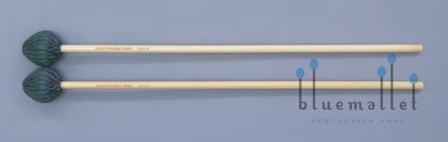 Marimba One Mallet Double Helix DHR3 (ラタン柄太め) (特価品)