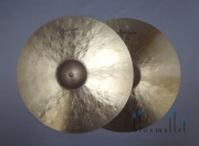 "Sabian Cymbal Artisan Forza18"" VL-18ASFH  (Pair Cymbal)"