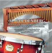 Goldenberg , Morris - Modern School for Snare Drum / Marimba (CD)
