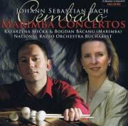 Bach , Johann Sebastian - Marimba Cembalo Concertos (CD)