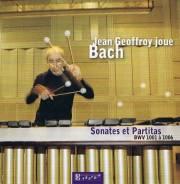 Geoffroy , Jean - Bach Sonates et Partitas(CD)