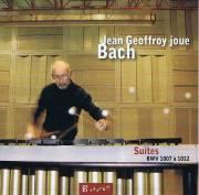 Geoffroy , Jean - Bach Suites (CD)