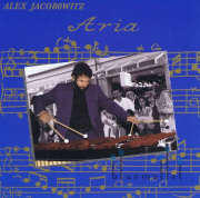 Jacobowitz , Alex - Aria (CD)