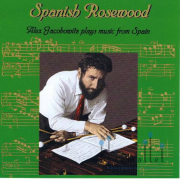 Jacobowitz , Alex - Spanish Rosewood (CD)
