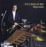 Rosauro , Ney - Rapsodia (CD)
