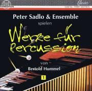 Sadlo , Peter - Werke fur Percussion (Hummel) (CD)