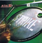 Strike - Strike New Zealand Percussion Music(CD)