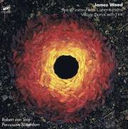 Wood , James - Spirit Festival With Lamentations / Village Burial With Fire(CD)
