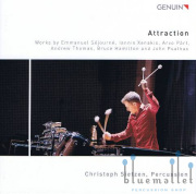 Christoph Sietzen - Attraction (CD)