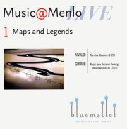 Music@Menlo - Maps and Legends 1 (CD)