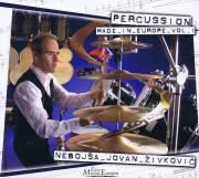 Zivkovic , Nebojsa Jovan - Percussion Made in Europe vol. 1 (CD)