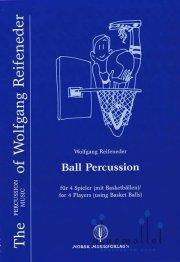 Reifeneder , Wolfgang - Ball Percussion (スコア・パート譜セット)
