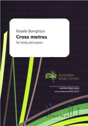 Bonighton , Rosalie - Cross Metres for Body Percussion