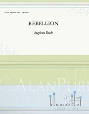 Rush , Stephen - Rebellion (スコア・パート譜セット)