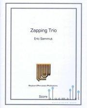 Sammut , Eric - Zapping Trio (スコア・パート譜セット) (特価品)