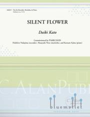 Kato , Daiki - Silent Flower (スコア・パート譜セット)