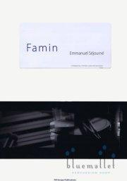 Sejourne , Emmanuel - Famin (スコア・パート譜セット) (特価品)