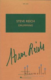 Reich , Steve - Drumming (スコアのみ)