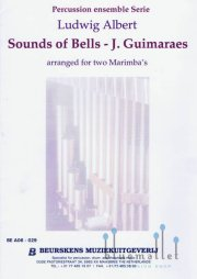 Guimaraes , Joao Teixeira - Sound of Bells arranged by Ludwig Albert (スコア・パート譜セット)(特価品)