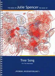 Spencer , Julie Arlene - Tree Song for Two Marimbas(特価品)