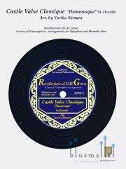 "Dvorak , Antonin - Castle Valse Classique ""Humoresque"" arr. by Yurika Kimura (スコア・パート譜セット) (特価品)"
