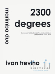 Trevino , Ivan - 2300 Degrees (スコア・パート譜セット)
