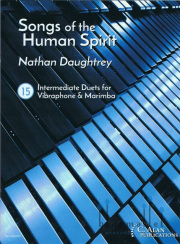 Daughtrey , Nathan - Songs of the Human Spirit (スコア・パート譜セット)