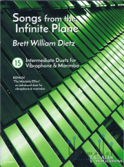 Dietz , Brett William - Songs from the Infinite Plane (スコア・パート譜セット)