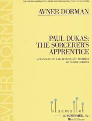 Dukas-The Sorcerer's Apprentice arr. Dorman (スコア2冊セット)