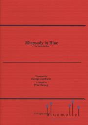 Gershwin , George - Rhapsody in Blue for Marimba Duo arranged by Pius Cheung (スコア・パート譜セット) (特価品)