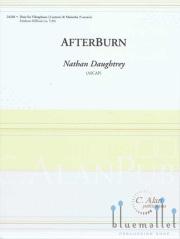 Daughtrey , Nathan - AfterBurn for Vibraphone & Marimba (スコア・パート譜セット)