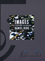 Berg , Daniel - Images for Vibraphone and Marimba (スコア・パート譜セット)
