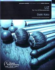 Kato , Daiki - Liz (スコア・パート譜セット)