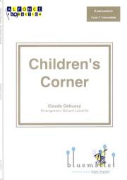 Debussy , Claude - Children's Corner Arranged by G. Lecointe (スコア・パート譜セット)