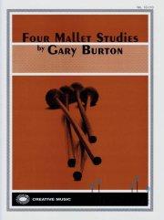 Burton , Gary - Four Mallet Studies (特価品)