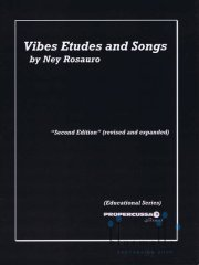 Rosauro , Ney - Vibes Etude and Songs