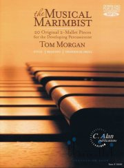 Morgan , Tom - The Musical Marimbist