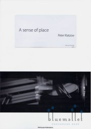 Klatzow , Peter - A Sense of Place (スコア・パート譜セット)
