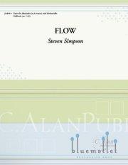 Simpson , Steven - Flow (スコア・パート譜セット)