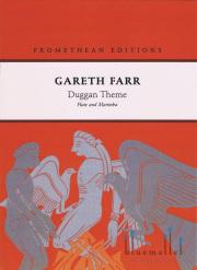 Farr , Gareth - Duggan Theme (スコア・パート譜セット)