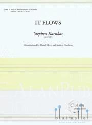 Karukas , Stephen - It Flows (スコア・パート譜セット)