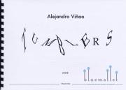 Vinao , Alejandro - Tumblers for Violin, Marimba & Computer (スコア・パート譜セット)