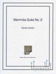 Levitan , Daniel - Marimba Suite No. 2 (特価品)