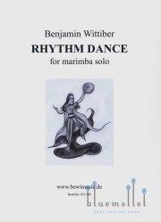Wittiber , Benjamin - Rhythm Dance for Marimba Solo